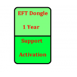 EFT Dongle support activation 1 Year