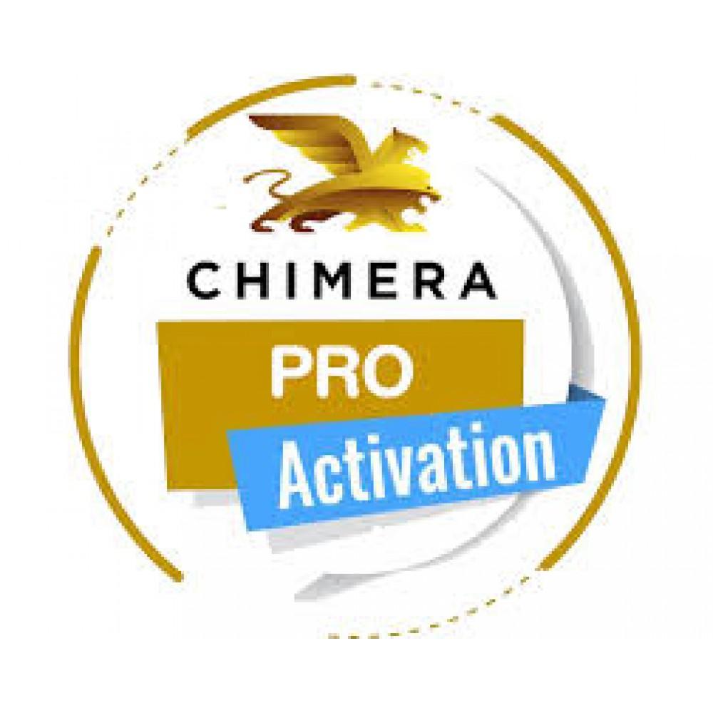 Chimera Pro activation